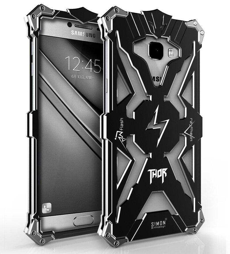 bilder für Luxus Heavy Duty Rüstung Metall Aluminium Handy Taschen Für Galaxy J5 (2016) C7 Abdeckungs-fälle Für Samsung Galaxy J3 PRO