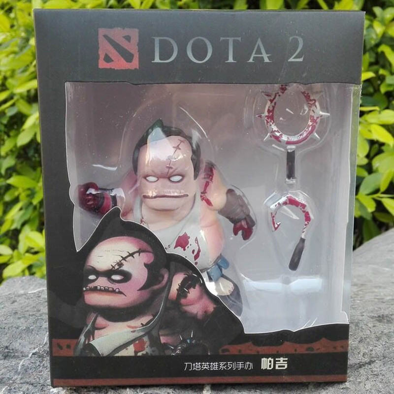 WOW DOTA 2 Game Figure Bounty Hunter BH Strygwyr Krobelus Toxic - Խաղային արձանիկներ - Լուսանկար 5
