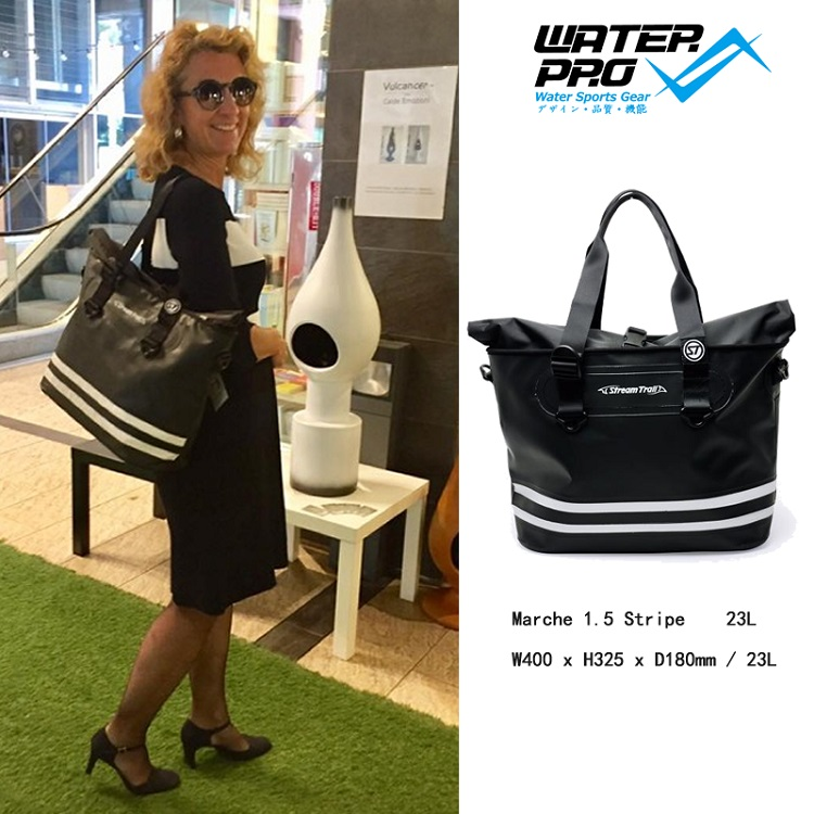 premium selection 8e8f0 9dd68 US $102.0 |Stream Trail Marche 1.5 Stripe 23L Multifunctional Tote bag-in  Diving Bags from Sports & Entertainment on Aliexpress.com | Alibaba Group