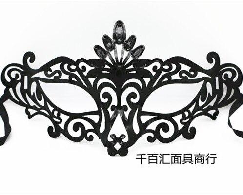 Пеацоцк Принцесс маска издубљена секси половица парти маскаре жене Халловеен маска Фанци Дресс Цостуме