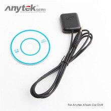 Original Anytek GPS Tracker Car GPS Module Car DVR External GPS Antenna For AT66A Car DVR Dash cam car camera