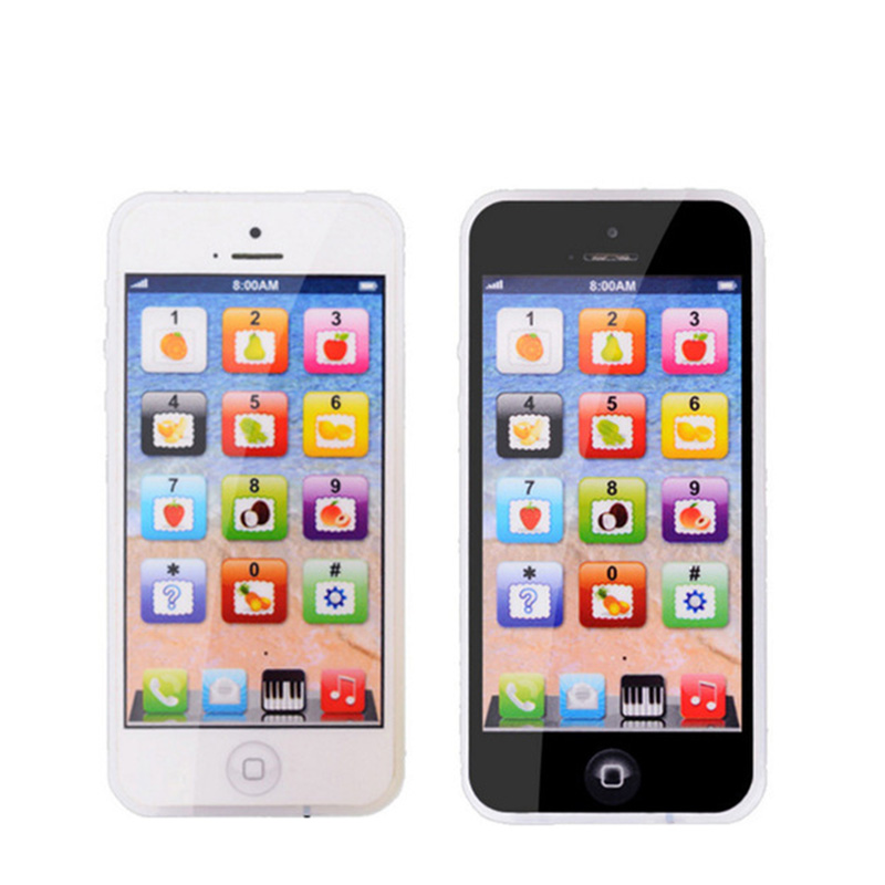 Baby Early learning Mobile Phone Toy Educational English