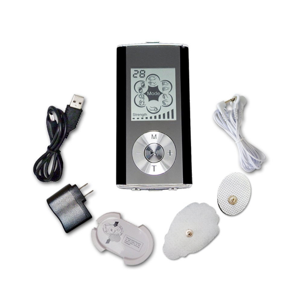 2016 100% High Quality Multi Function Digital Electric Massager Therapy Machine Acupuncture Health Care Monitor 2016 100