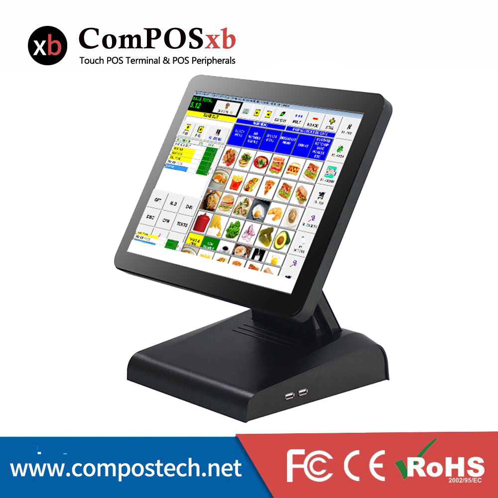Low Price 15 Inch TFT LCD Point Of Sale Terminal Screen Touch All In One Pos SystemLow Price 15 Inch TFT LCD Point Of Sale Terminal Screen Touch All In One Pos System