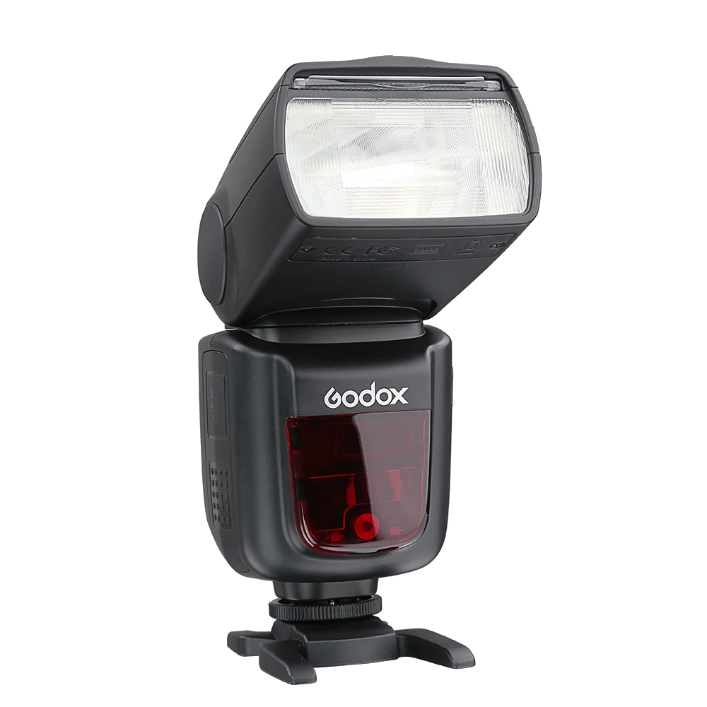 Godox Ving V860C V860 Speedlite Li-ion Battery Flash Fast E-TTL HSS For Canon  600D 60D 650D 5d mark iii godox ving 2x v860n v860 i ttl hss master li ion flash speedlite ft 16s trigger speedlite 1 8000s for nikon d800 d90 d600 d7000