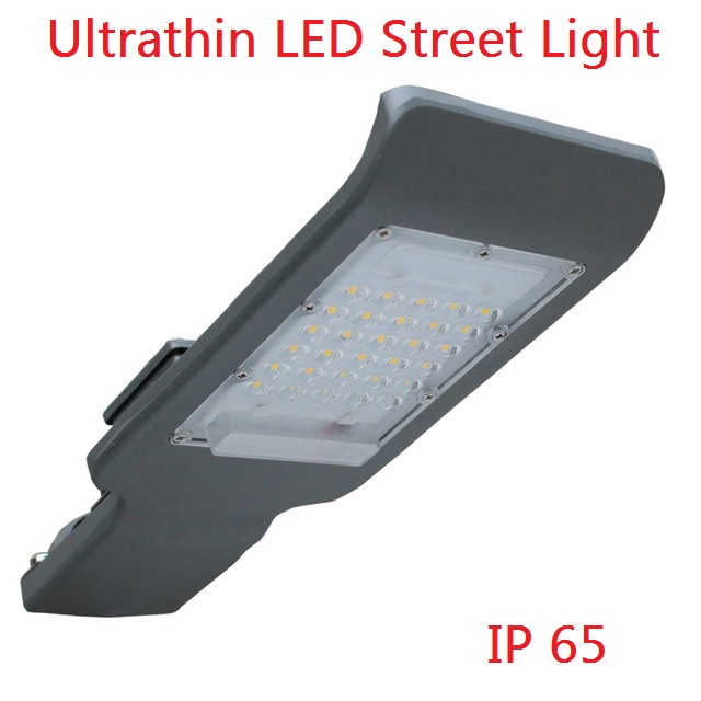 LED Street Lights 20W 30W 50W 100W Cree chip 130-140lm/w Road Garden Park lights 85-265VAC Streetlight Outdoor Lighting