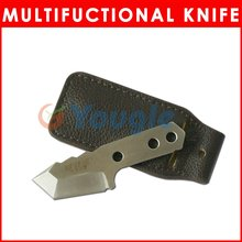 Stainless Steel Multifuction Multi-functional EDC Pocket Knife Tool Wrench Screwdriver NAVY 1003