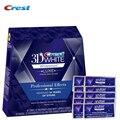 NO CAJA de Crest 3D Blanco LUXE Whitestrips Profesional Efecto de Higiene Oral del cepillo de Dientes Para Blanquear Los Dientes Cuidado Dental