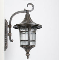 12 Pcs Wholesale Wall Sconces Lamp Outdoor Light Lighting Lamps Lights Exterior Street Sconce e27 Street Waterproof Retro