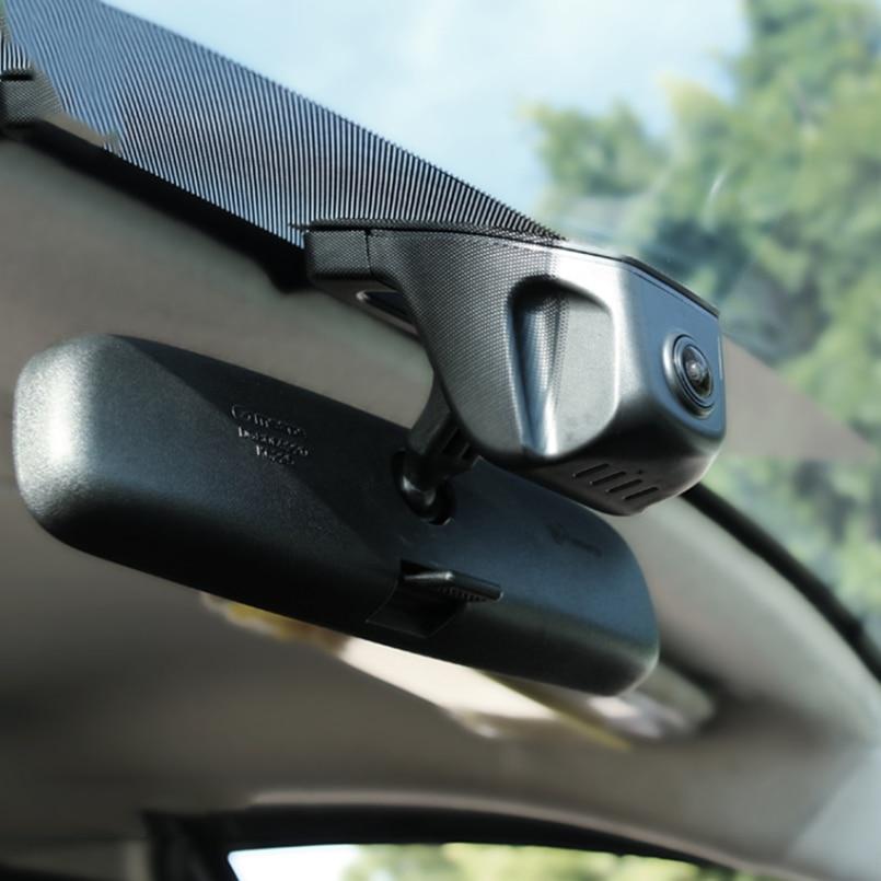 For Audi A3 / Car Driving Video Recorder DVR Mini Wifi Camera Black Box / Novatek 96658 FHD 1080P Dash Cam Original Style