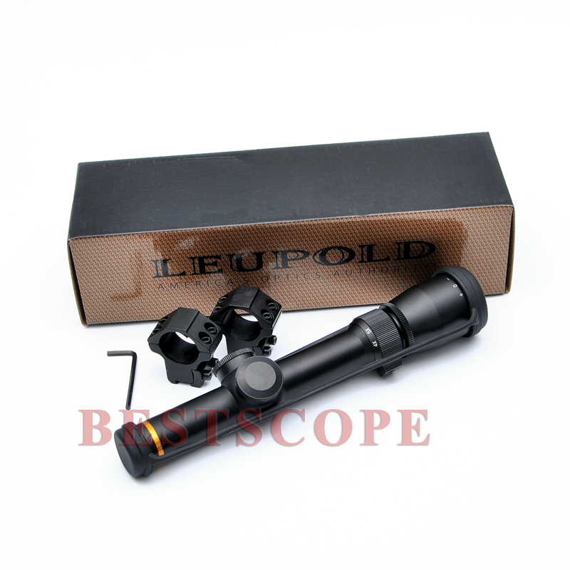 ФОТО Leupold 1.5-5X20 Optics Riflescope Hunting Scope Mil-dot Illuminated Tactical Scope Riflescopes For Airsoft Air Rifles