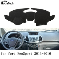 For Ford Ecosport 2013 2014 2015 2016 Dashboard Mat Protective Pad Shade Cushion Photophobism Pad Car