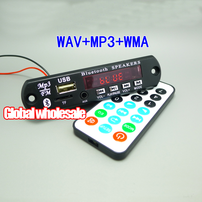 Aliexpress Com Buy Warriorsarrow Bluetooth Module: Aliexpress.com : Buy 2pcs Bluetooth MP3 Decoding Board