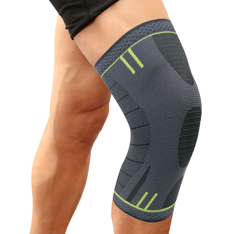 1 Pcs Knee Guard Knee Support Sleeves for Joint Pain Relief,Arthritis&Injury Recovery,Running,Jogging,Cycling,Training, Hiking