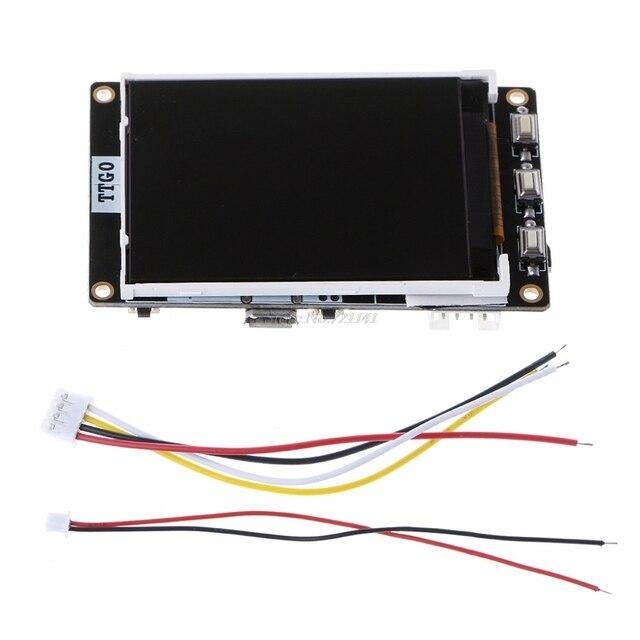 ESP32 LCD מסך לוח עבור BTC מחיר טיקר תכנית 4 MB SPI פלאש 4 MB Psram Dropship