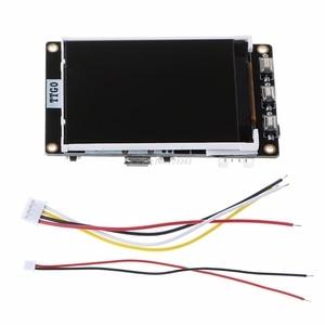 Image 1 - ESP32 monitor de pantalla LCD para BTC, precio, Ticker programa 4 MB SPI Flash 4 MB Psram Dropship