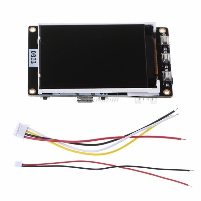 ESP32 monitor de pantalla LCD para BTC, precio, Ticker programa 4 MB SPI Flash 4 MB Psram Dropship