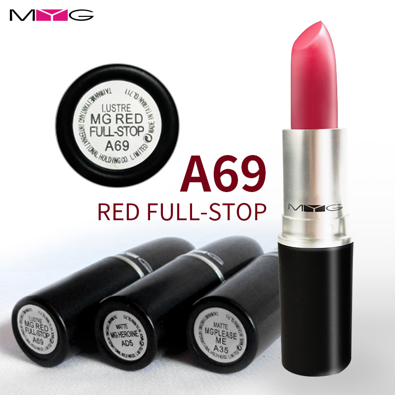 High Quality Brand Matte Lipstick Makeup Diva Angel Chili Heroine Beauty Color Lipstick 16 Colors Choose Free Shipping image