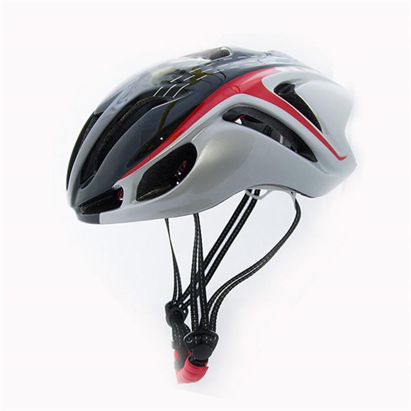Цена за 56 62 см Взрослых Велоспорт Шлем Регулируемые Спортивные Велосипедные Шлемы Мужчины Женщины Сверхлегкий Унисекс Дышащие Горная Дорога Велосипед