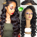 8a Lace Front Human Hair Wigs Glueless Virgin Malaysian Full Lace Wigs Best Wavy Human Hair Wig For Black Women
