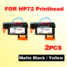 2x printhead for hp 72 C9384A  MK/Y compatible for T610/ T620/T770/  T790/T1100
