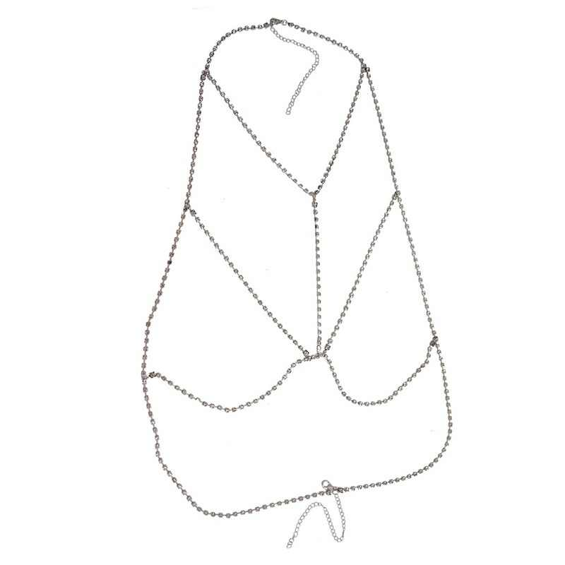 506330e0b7 Detail Feedback Questions about 2018 Bikini Body Chain Exclusive ...