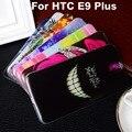 Мягкие Пластиковые ТПУ Case Для htc one e9 Case Для HTC One E9 ПЛЮС E9 + E9 5.5 дюймов Телефон Обложки Shell Сумки Вытяжки Корпусов