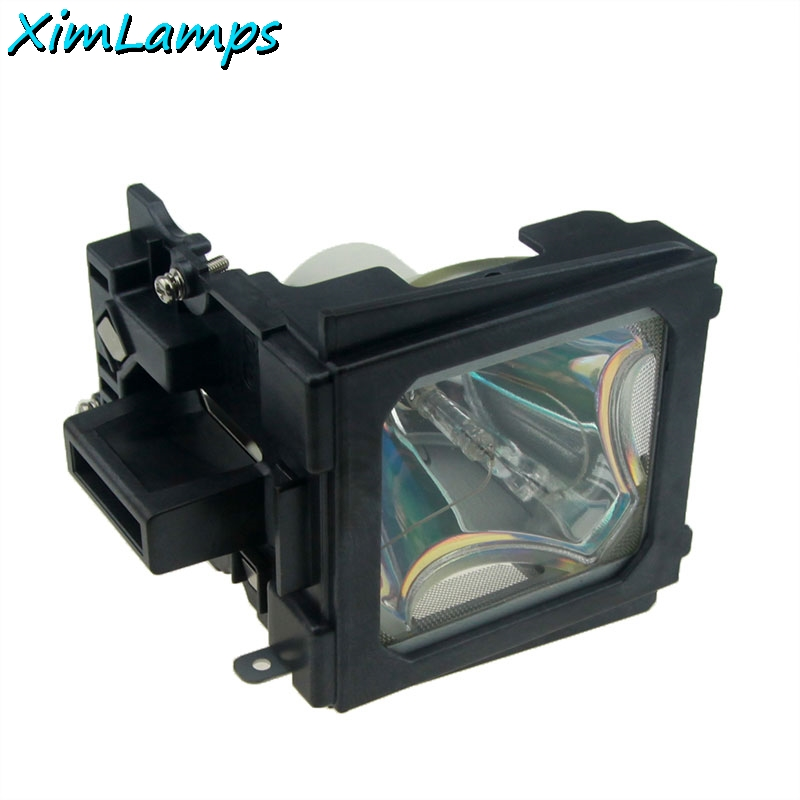 AN-C55LP/BQC-XGC55X/Replacement Compatible Projector Lamp with Housing for SHARP XG-C55 XG-C58 XG-C58X XG-C60 XG-C68 an c55lp replacement projector lamp with housing for sharp xg c55 xg c58 xg c58x xg c60 xg c68