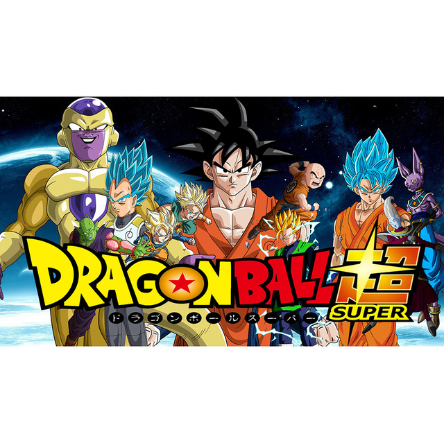 Dragon Ball Super H Tapis De Jeu Edition Limitee 35x60 Cm
