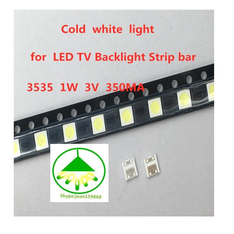 100Pcs 7032 SMD Lamp Beads 3V 6V 9V Speciallly for Samsung LED TV Strip Repair