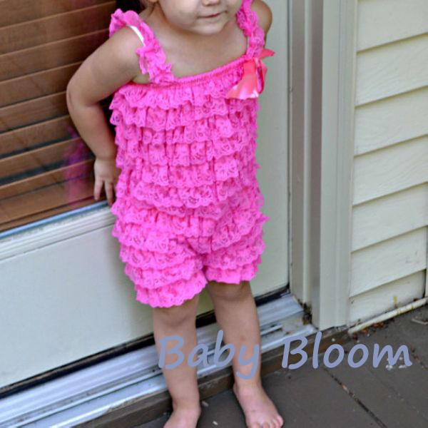 677467ff493 Watermelon Lace Romper with Straps Cake Smash Outfit Party Favors-in Rompers  from Mother   Kids on Aliexpress.com