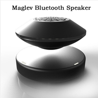5D Supergravity Magnetic Levitation Bluetooth Speaker USB Interface Bluetooth V4 0 Wireless Maglev Audio Speaker For