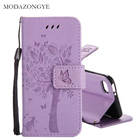 sFor Apple iPod Touch 6 Case iPod Touch 6 Case Cover Luxury Wallet PU Leather Case For iPod Touch 6 Flip Phone Cover