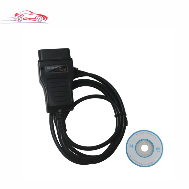 ФОТО HDS Cable OBD2 Diagnostic Cable For H-ONDA HDS Cable for Honda HDS Cable Free Shipping