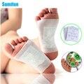 1 Пакета(ов) = 2 Шт. Kinoki Ноги Detox Pads Патчи Ноги Уход Улучшить Сон Похудения Массаж Релаксация Натуральных Растительных Квинтэссенция комплект B010