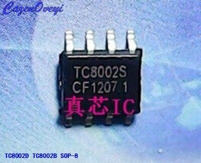 10pcs/lot TC8002D TC8002B SOP-8 New Original In Stock