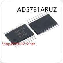 NEW 1PCS/LOT AD5781ARUZ  AD5781ARU AD5781 TSSOP-20 IC