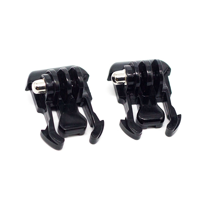 For GoPro Mount Quick Release Buckle Tripod Surface  Mount Base Mount for Gopro Hero6 5 3 4 Session SJCAM SJ4000Yi 4k Accessory