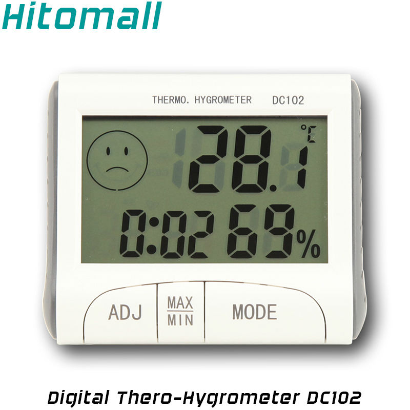 weather station household indoor use temperature humidity