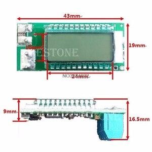 Image 2 - 1PC Lithium Li ion 18650 batterie testeur capacité courant tension détecteur LCD mètre livraison directe