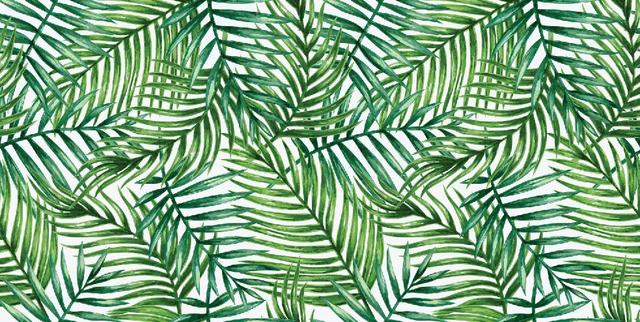 customize vinyl cloth tropical green leaves wallpaper photo booth backgrounds for newborn kids. Black Bedroom Furniture Sets. Home Design Ideas