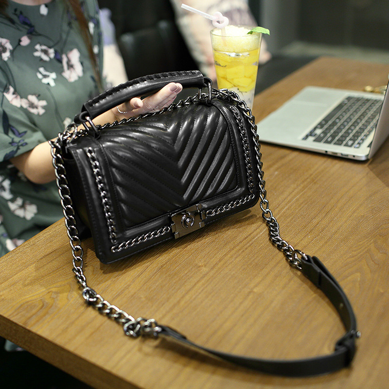 Women Luxury Brand Quilted Crossbody Bag Diamond Lattice Classic V Chain Bag Black PU Leather Handbag Men Plaid Messenger Flap znakomity plaid stripe shoulder bag genuine leather quilted bags handbag diamond lattice leather quilted messenger crossbody bag