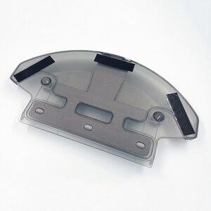 Image 3 - Бак для воды + 3 * тряпка для швабры Для Ecovacs Deebot DT85G DT85 DT83 DM81 DE35 dg710 Запчасти для робота пылесоса Замена резервуара для воды