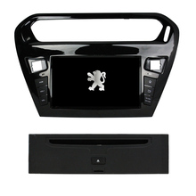 Fit for Citroen Elysee Peugeot 301 2013-2016 android 5.1.1 1024*600 car dvd player gps radio 3G wifi bluetooth mirror link obd2
