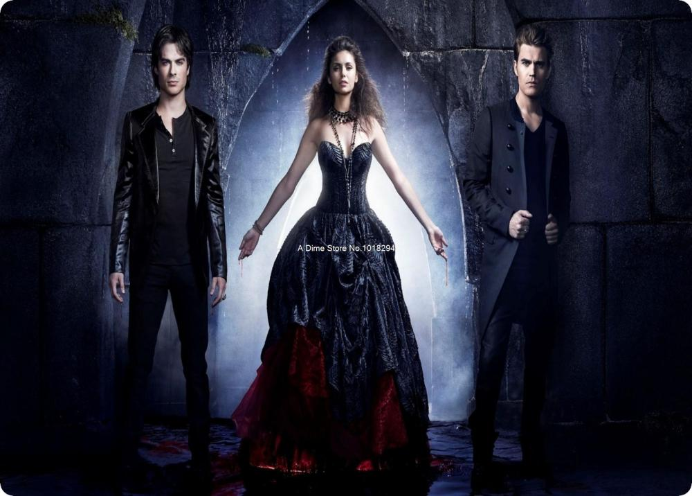 Vampire Diaries mouse pad 2016 new mousepad laptop movie mouse pad gear notbook computer gaming mouse pad gamer play mats