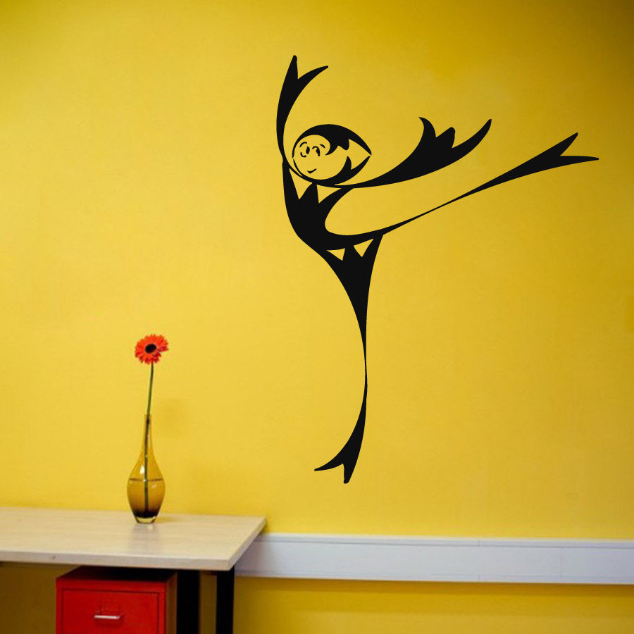 Funky Martial Arts Wall Decals Photo - Wall Art Collections ...