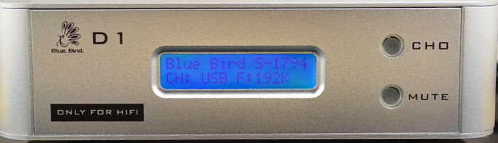 все цены на Finished PCM1794+AK4118+OPA2604 DAC Soft control display decoder 3ways input онлайн