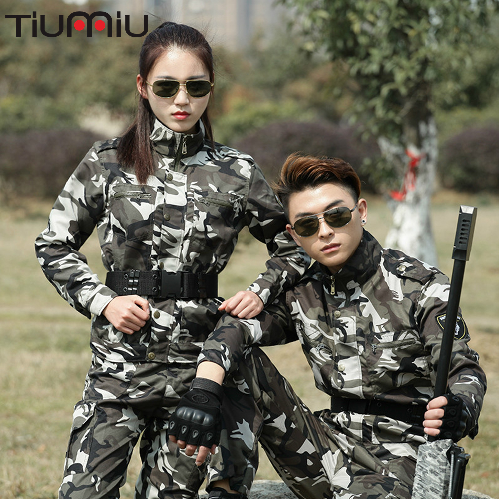 Military Uniform Tactical Combat Camouflage Army C