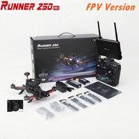 FPV Version Walkera Runner 250 PRO DEVO 7 5 8G FPV Monitor GPS RC Racing