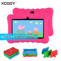 DHL Delivery NO TAX XGODY T702 Android Tablet PC 7 Inch Quad Core 8G ROM Children
